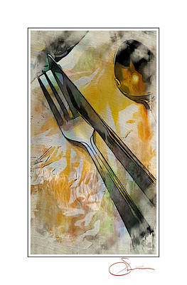 Photograph - Silver Fork by Robert Smith