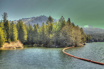 Photograph - Silver Lake 3 by SC Heffner