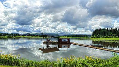 Photograph - Silver Lake by Dale Kauzlaric