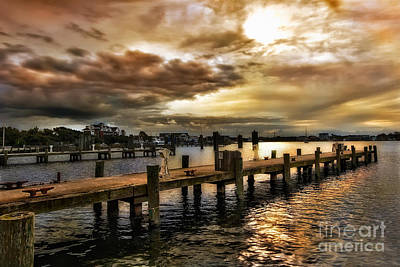 Silver Lake Harbor Art Print