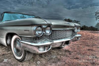 Junk Photograph - Silver Lining 2 by Hilton Barlow