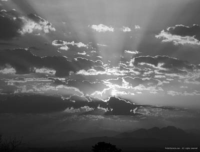 Photograph - Silver Lining by Vidal Ferreira Photography