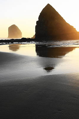 Photograph - Silver Point Oregon by Steven A Bash