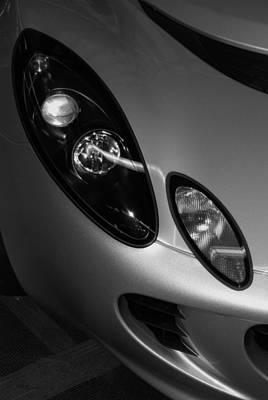 Photograph - Silver Satin by Bob Wall