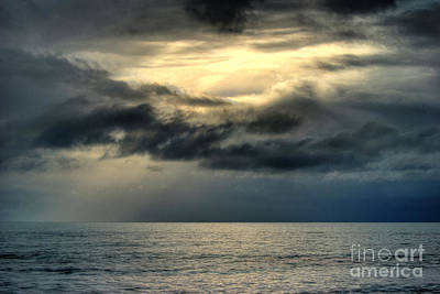 Photograph - Silver Storm by Erhan OZBIYIK