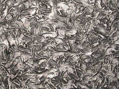Silver Streak Art Print