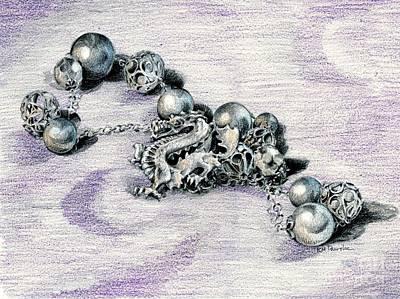 Silver Tangle Original