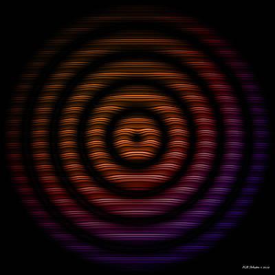 Digital Art - Simile by WB Johnston