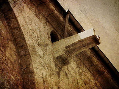 Photograph - Simple Architectural Beauty by Jean Moore