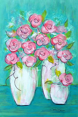 Painting - Simple Elegance by Carla Parris