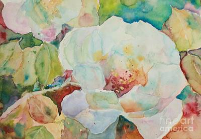 Painting - Simple Floral by Melinda Etzold