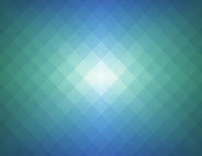 Digital Art - Simple Pixels Background by Simon2579