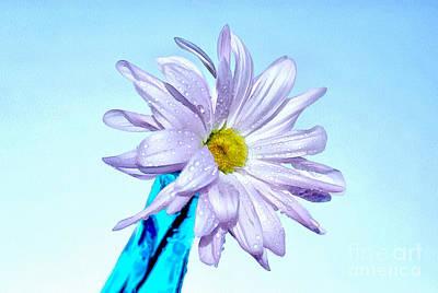 White Flower Photograph - Simple Pleasures by Krissy Katsimbras