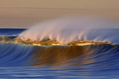Photograph - Simple Wave  Mg_4356 by David Orias