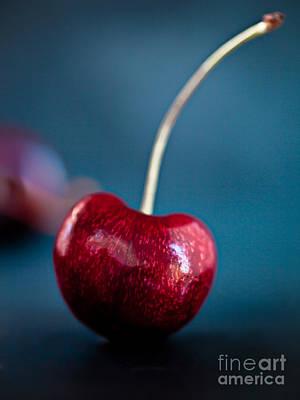 Photograph - Simply Cherry For Melanie by Patricia Bainter
