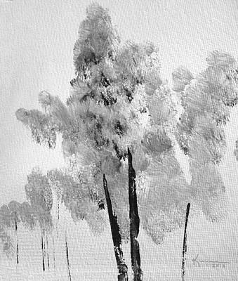 Painting - Simply Winter by Kume Bryant