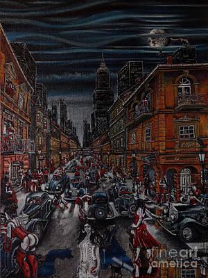 Sin Street Original by Milan Keleuva