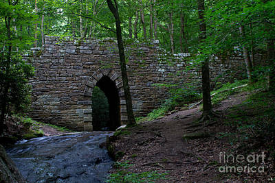 Photograph - Since 1802 Poinsett Bridge by Sandra Clark