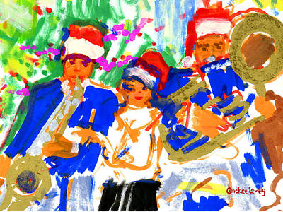 Sineath's Caroling Original by Candace Lovely