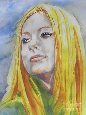 Singer Avril Lavigne Original