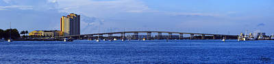 Photograph - Singer Island Bridge by Jody Lane