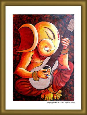 Singing  Ganesha Original