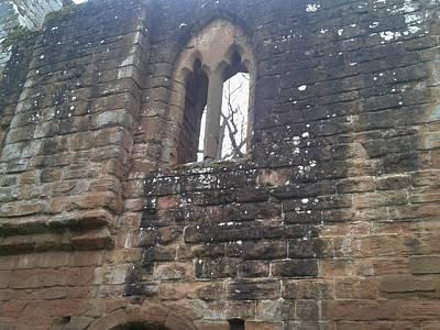Kenilworth Castle Wall Art - Photograph - Single Arch by Gav