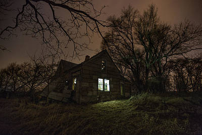 Photograph - Sinister II by Aaron J Groen