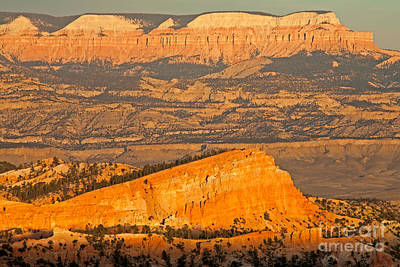 Sinking Ship Sunset Point Bryce Canyon National Park Art Print