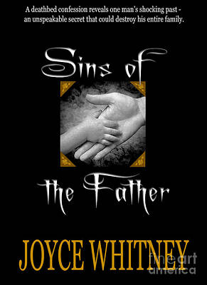 Pocketbook Cover Design Photograph - Sins Of The Father Book Cover by Mike Nellums