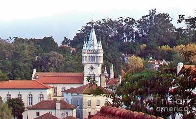 Photograph - Sintra-15 by Rezzan Erguvan-Onal