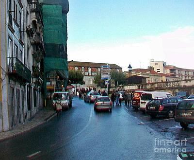Photograph - Sintra-16 by Rezzan Erguvan-Onal