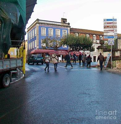 Photograph - Sintra-18 by Rezzan Erguvan-Onal