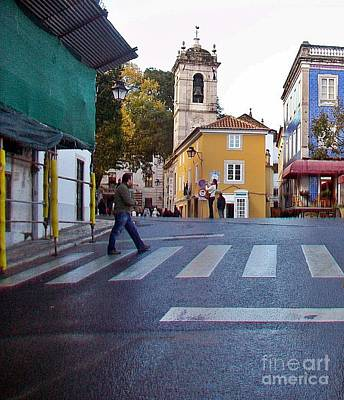 Photograph - Sintra-19 by Rezzan Erguvan-Onal