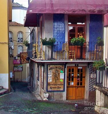 Photograph - Sintra-22 by Rezzan Erguvan-Onal