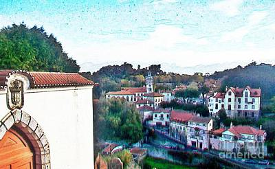 Photograph - Sintra-31 by Rezzan Erguvan-Onal