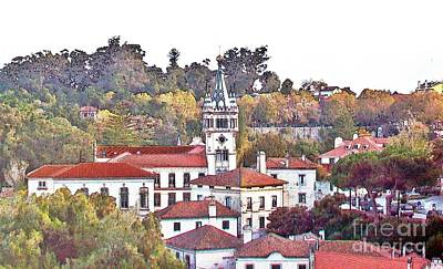 Photograph - Sintra-32 by Rezzan Erguvan-Onal