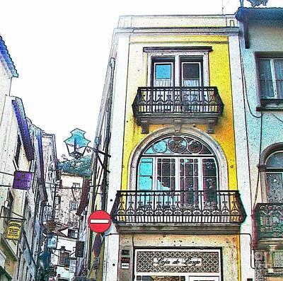 Photograph - Sintra-36 by Rezzan Erguvan-Onal