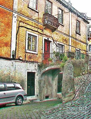 Photograph - Sintra-38 by Rezzan Erguvan-Onal