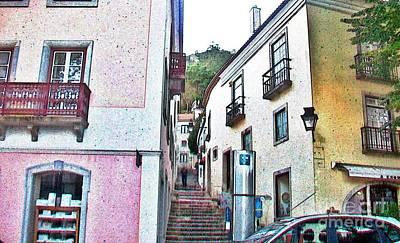 Photograph - Sintra-41 by Rezzan Erguvan-Onal