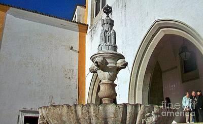 Photograph - Sintra-43 by Rezzan Erguvan-Onal