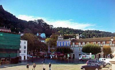 Photograph - Sintra-45 by Rezzan Erguvan-Onal