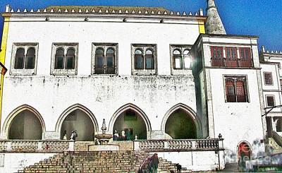 Photograph - Sintra-46 by Rezzan Erguvan-Onal