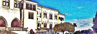 Photograph - Sintra-47 by Rezzan Erguvan-Onal