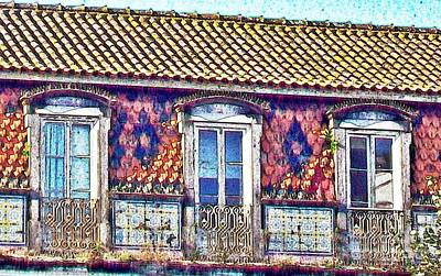Photograph - Sintra-48 by Rezzan Erguvan-Onal