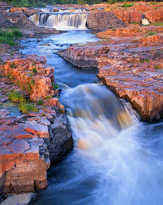 Photograph - Sioux Falls by Ray Mathis