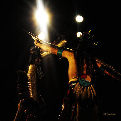 Photograph - Sioux Nation Dancers by DiDi Higginbotham