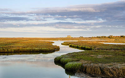 Photograph - Sippewissett Marsh by Jennifer Kano