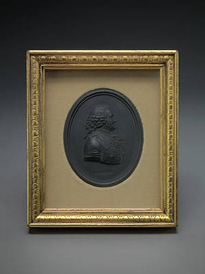 Sir Charles Painting - Sir Charles Linnaeus LinnÆus Bottom Corner And Impressed by Litz Collection