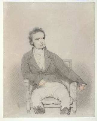 Sir Charles Theophilus Metcalfe Art Print by British Library